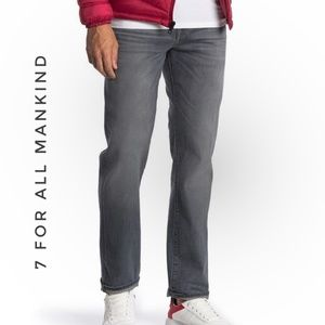 7 for all mankind | Slimmy Medium Gray Jeans